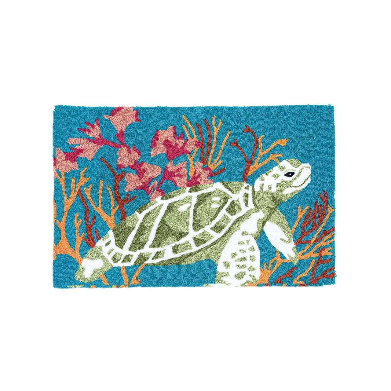 Turtle Rug - 008246745037