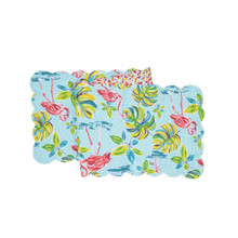 Flamingo Garden Table Runner - 008246740292