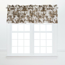 Hemlock Trails Valance - 008246743637