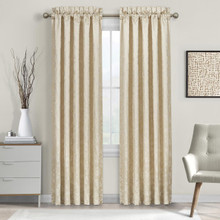 Blossom Ivory Curtain Pair - 193842110034