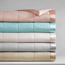 Cambria Premium Oversized Hypoallergenic Down Alternative Blanket with 3M Scotchgard - 675716737856