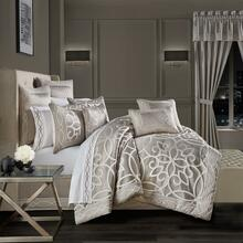 Deco Silver Comforter Collection -