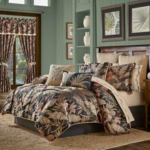 Martinique Black Comforter Collection -