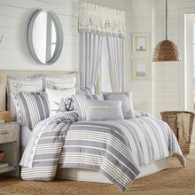 Shore Navy Comforter Collection -