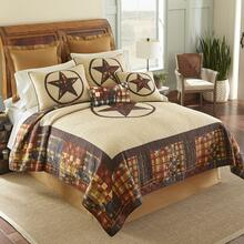 Rustic Star Quilt Collection -
