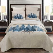 Watercolor Forest Quilt Collection -