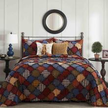 Blue Ridge Quilt Set - 754069501762