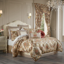 Juliette Terracotta Comforter Collection -