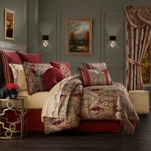 Garnet Red Comforter Collection -