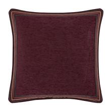 Garnet Red Euro Sham - 193842111321