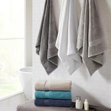 100% Cotton Bath Sheet Set - 086569204806