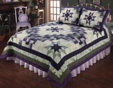 Wisteria Garden Quilt Collection -