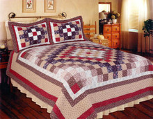 Postage Stamp Quilt Collection -