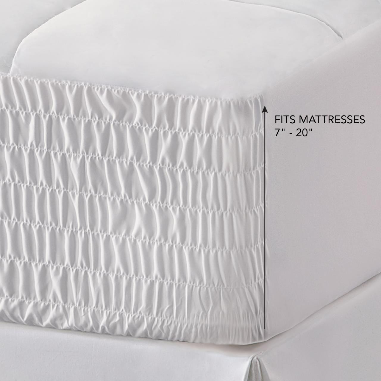 Royal Fit Mattress Topper - 193842111048