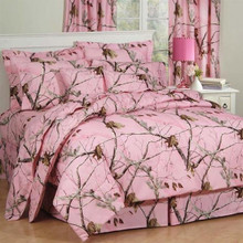 AP Pink Camo Bedding Collection -