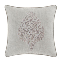 Angeline Beige Square Pillow - 193842110720