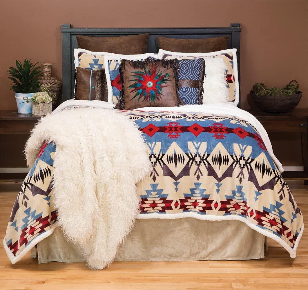 Blue River Southwestern Bedding Collection -