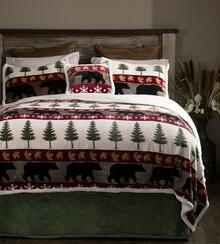 Tall Pine Rustic Cabin Bedding Collection -