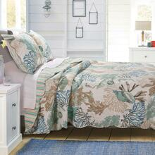 Atlantis Jade Quilt Collection -