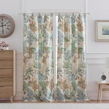 Atlantis Jade Curtain Pair - 636047398161