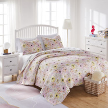 Misty Bloom Quilt Collection -