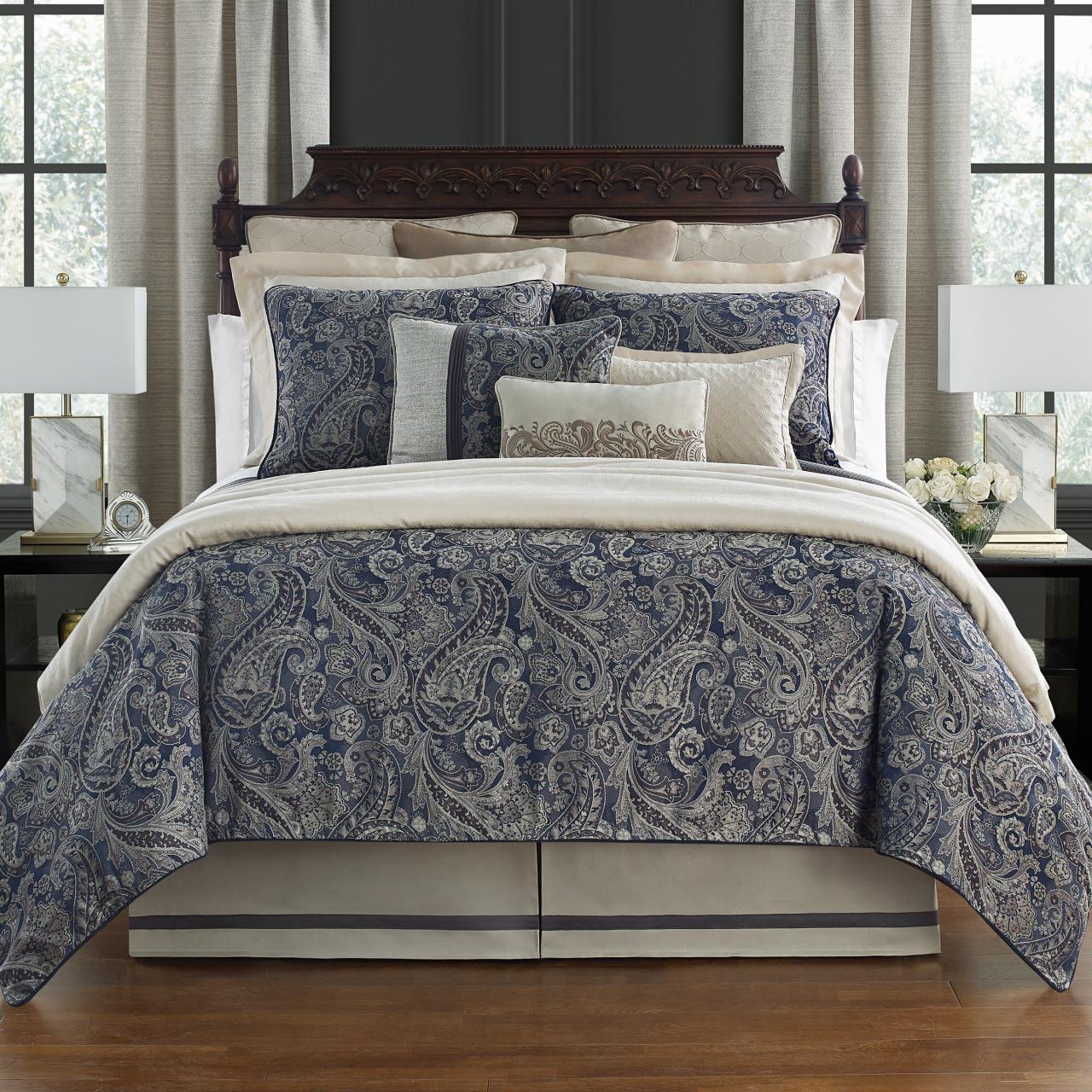 Danehill Blue Bedding Collection -