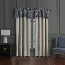 Danehill Blue Curtain Pair - 038992933884