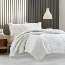 Bryant White Quilt Collection -