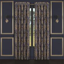 Woodstock Indigo Curtain Pair - 193842112779