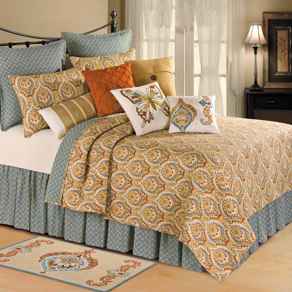 Mandalay Quilt Collection -