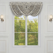 Aidan Spa Window Waterfall Valance - 193842113035