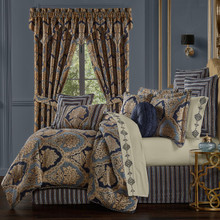 Bristol Indigo Comforter Set - 193842112489