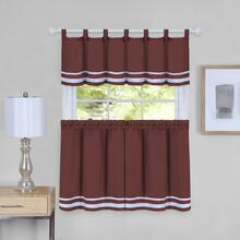 Dakota Tier Curtain Set - 054006251928