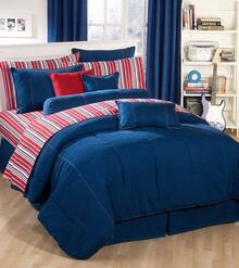 American Denim Bedding Collection -