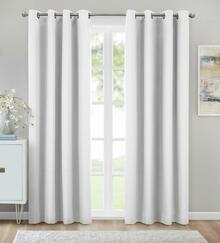 Kelly Thermaplus Grommet Blackout Curtain - 695565303248