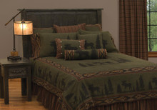 Moose I Bedding Collection -