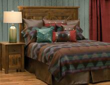 Painted Desert III Bedding Collection -