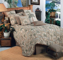 Palm Grove Bedding Collection -