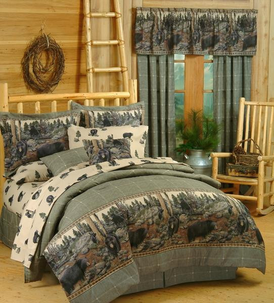 The Bears Bedding Collection -