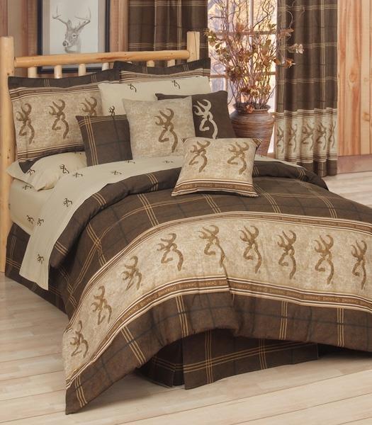 Browning Buckmark Bedding Collection -