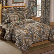 Realtree Xtra Camo Bedding Collection -