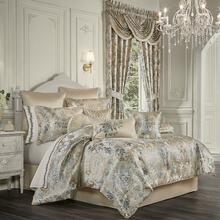 Jacqueline Teal Comforter Collection - http://images.salsif