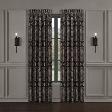 Windham Black Curtain Pair - 193842116531