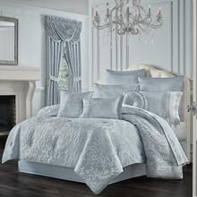 Malita Powder Blue Comforter Set - 193842117224