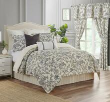Aleah Floral Comforter Collection -