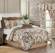 Audrey Floral Comforter Collection -