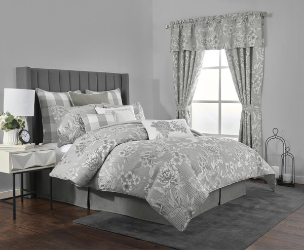 Julianne Floral Comforter Collection -