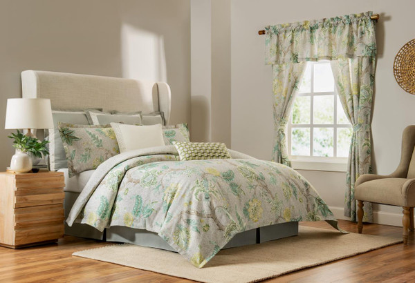 Madura Floral Comforter Collection -