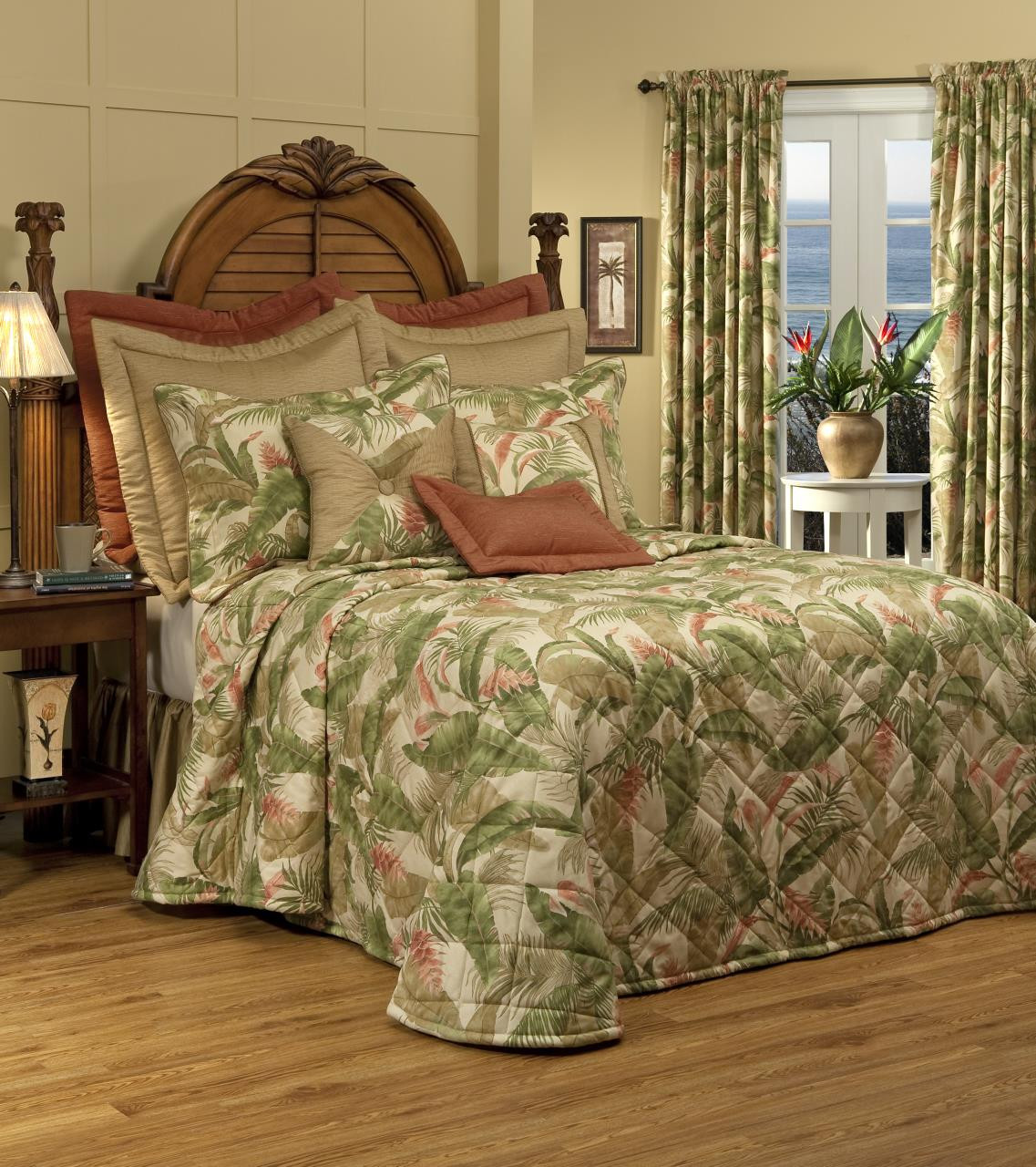 La Selva Natural Bedding Collection -