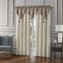 Spencer Mocha Curtain Pair - 389929434630